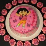 Dora for Lauren