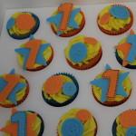 Hoot Cupcakes