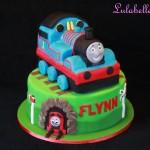 3D Thomas Cake