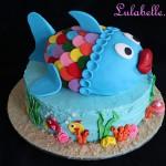 Underwater Fish Cake