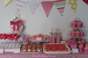 Princess Pink Table