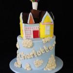 UP House Cake