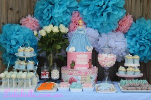 Cinderella Table