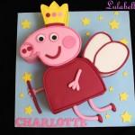 Princess Peppa Pig