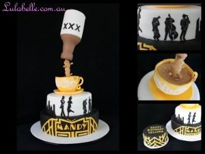 Prohibition Cake