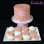 Daphne's Sprinkles with Cookies