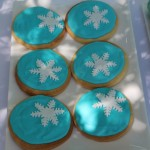 Frozen Inspired Cookies