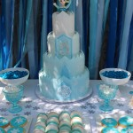 Frozen Inspired Elsa Cake
