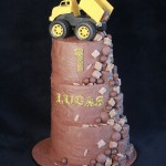 Mega Contruction Cake
