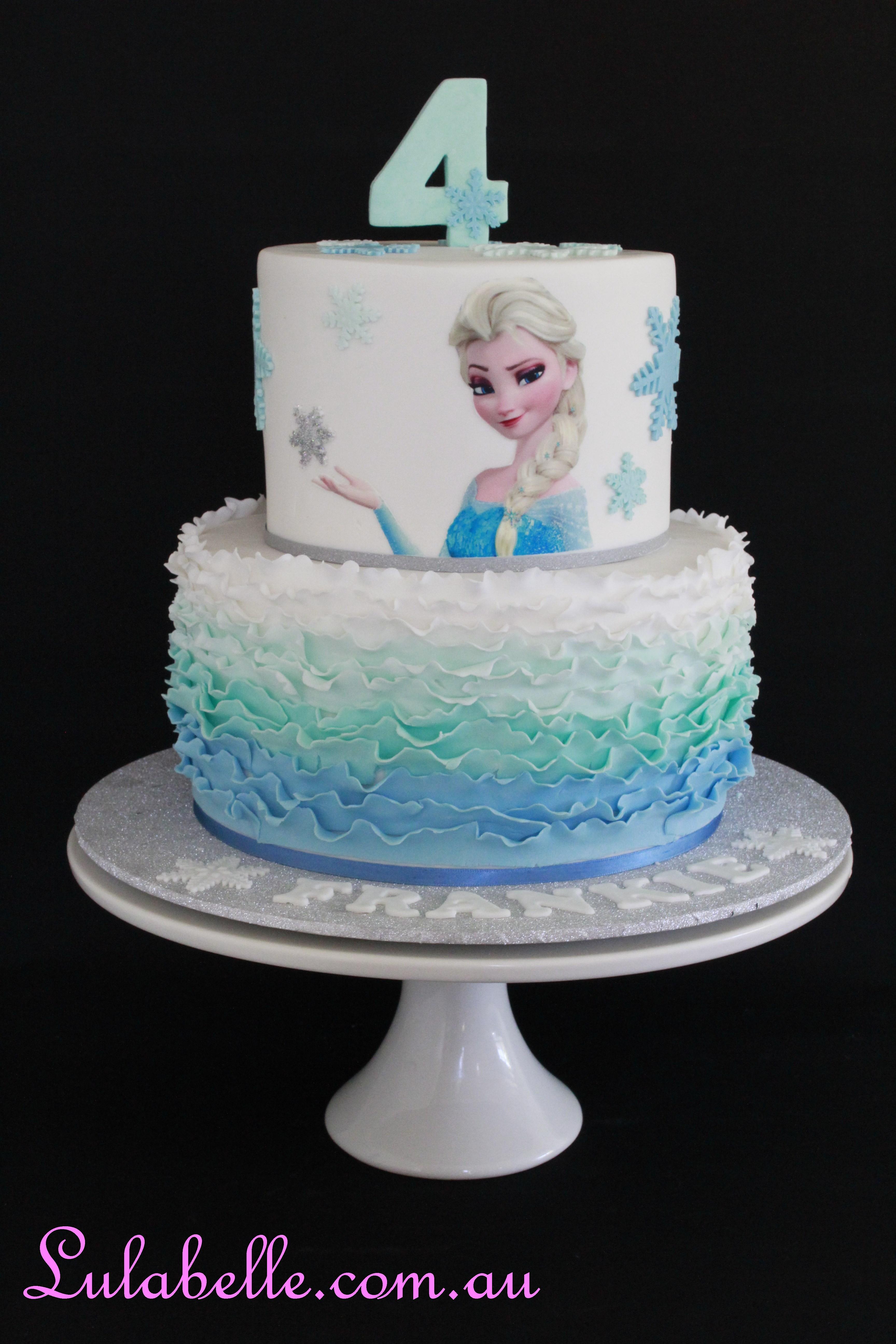 Elsa Cake Quotes