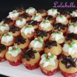 Christmas Cupcakes Mini