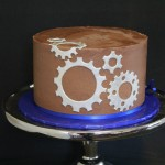 Gears Cake